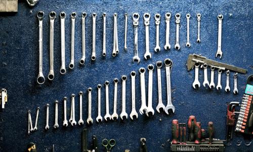 Quel type de clé choisir pour faire du bricolage?