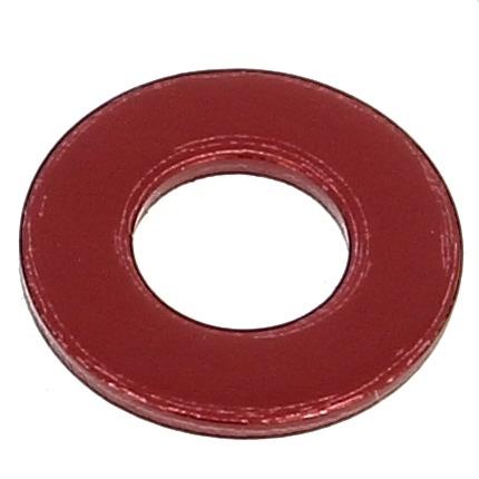 Blister de 5 Rondelles Série M AG3 OA Rouge