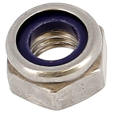Ecrou Nylstop Inox A2 DIN 985