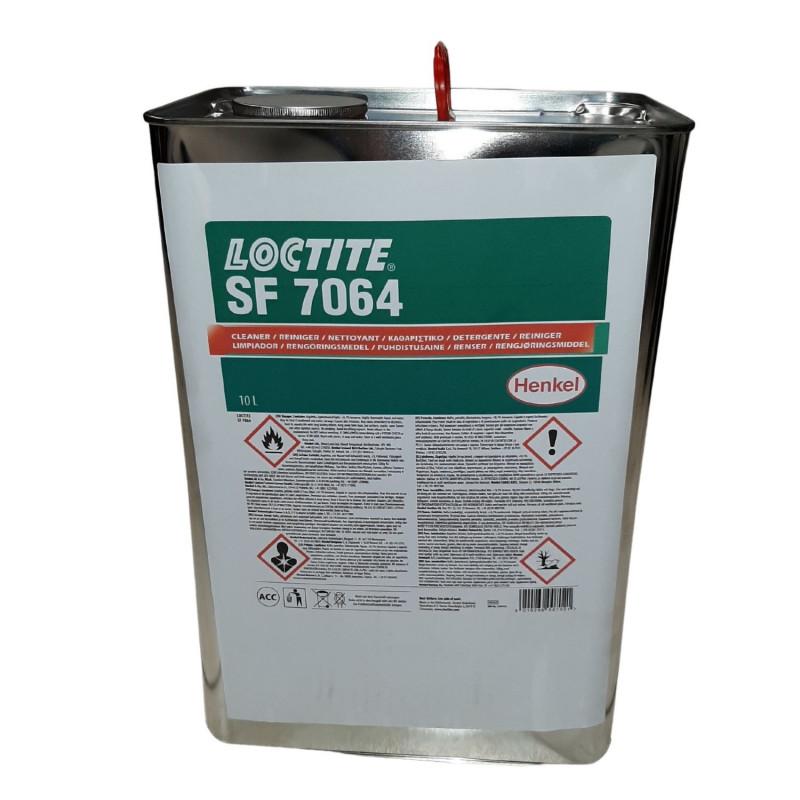 Nettoyant et Dégraissant Loctite SF 7064 10L