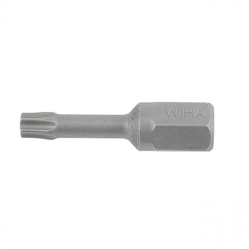 2 Embouts Torsion ZOT Torx 25mm forme C6,3