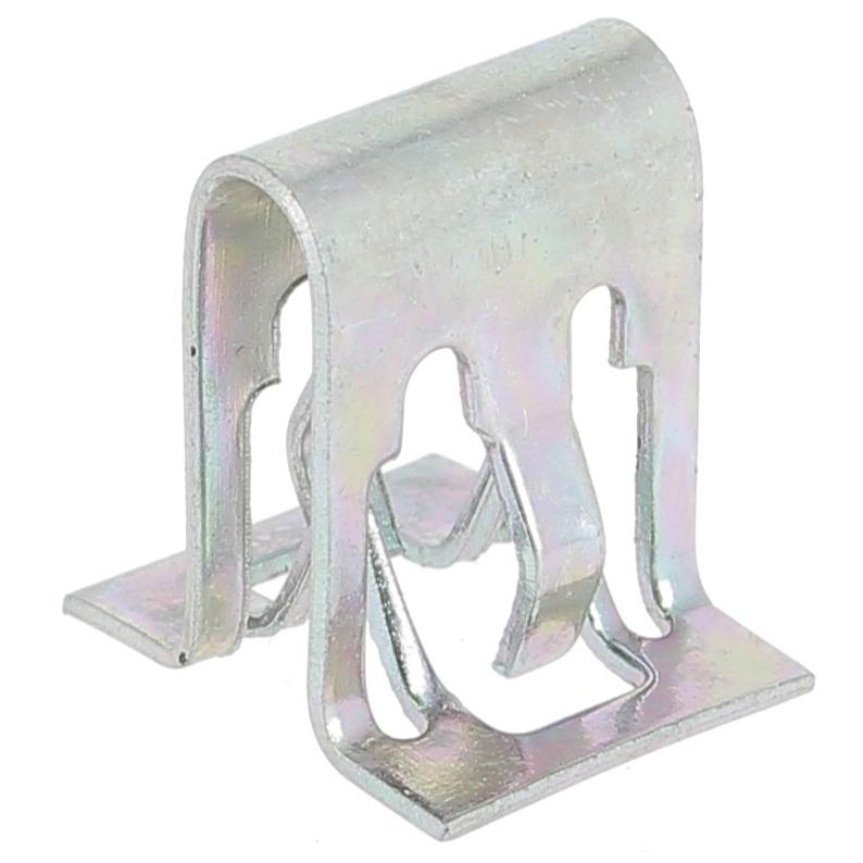 Agrafe panneau métal